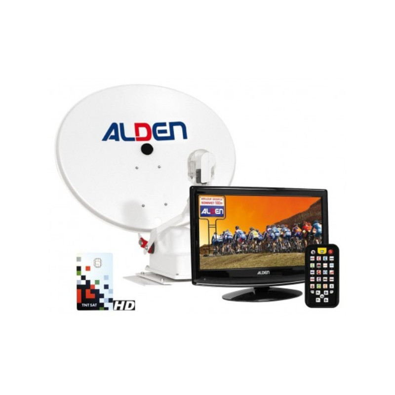 "ANTENNE ONELIGHT 65 AIO 18P HD  ""ALDEN"""