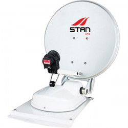 antenne satellite automatique STANLINE COMPACT + démodulateur