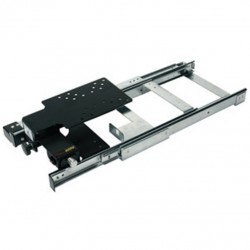 SUPPORT LCD COULISSANT DROIT LG 400
