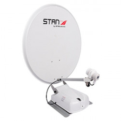 Antenne satellite automatique STANLINE 65cm